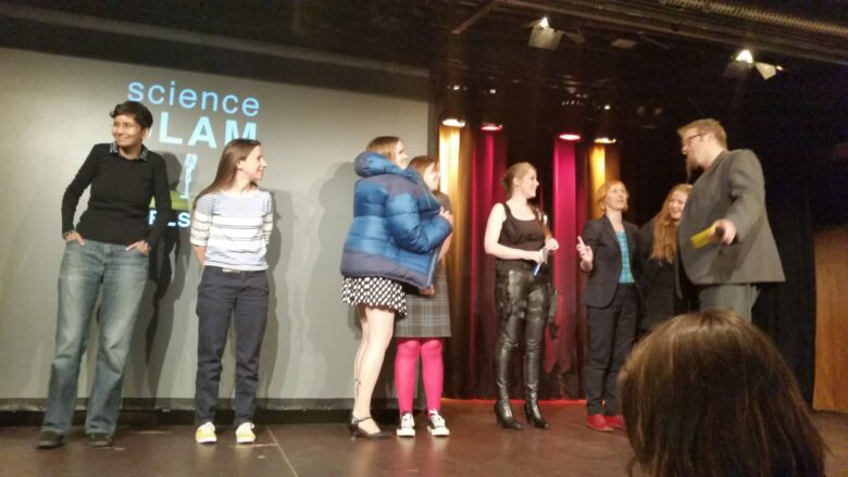 15. Science Slam Karlsruhe